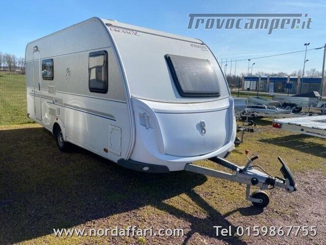 Roulotte KNAUS 500 Sport FDK usato  in vendita a Biella - Immagine 5