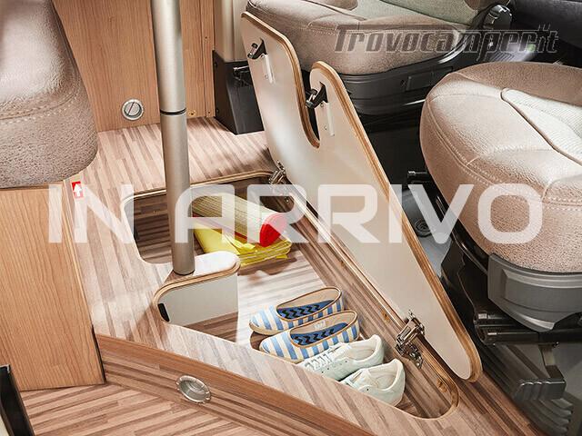 Malibu Van 640 LE RB 160cv Cambio Automatico nuovo  in vendita a Genova - Immagine 2