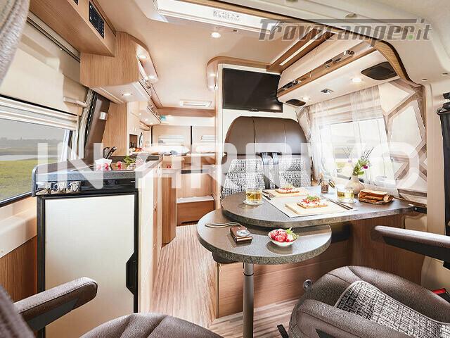 Malibu Van 640 LE RB 160cv Cambio Automatico nuovo  in vendita a Genova - Immagine 3