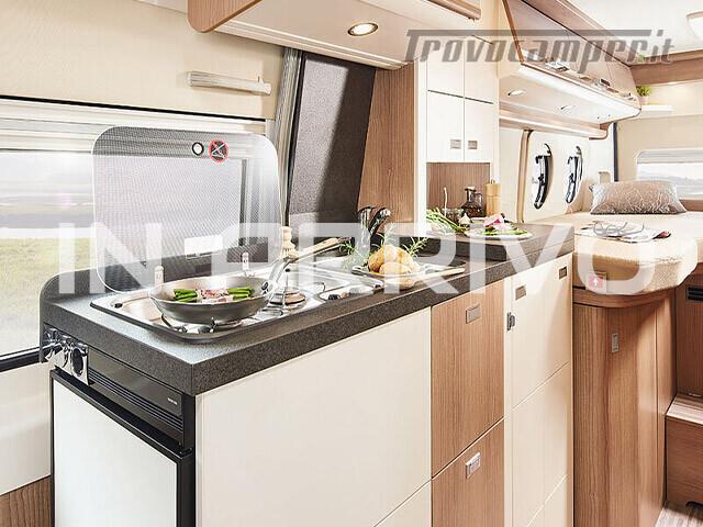 Malibu Van 640 LE RB 160cv Cambio Automatico nuovo  in vendita a Genova - Immagine 6