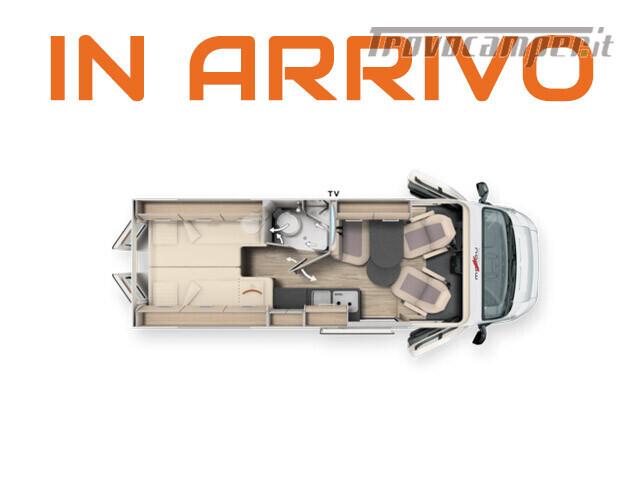 Malibu Van 640 LE RB 160cv Cambio Automatico nuovo  in vendita a Genova - Immagine 10