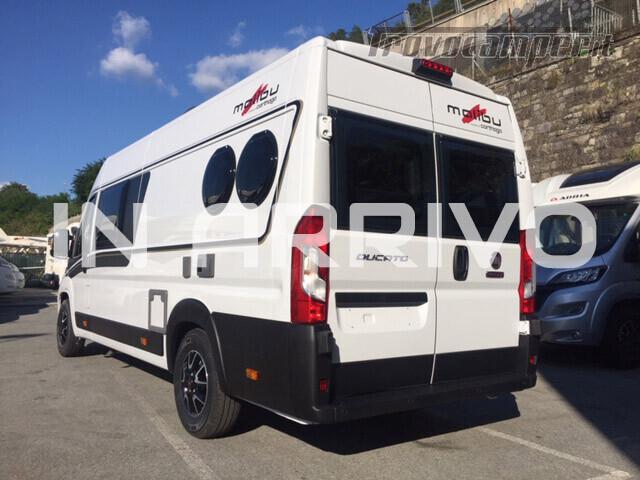 Malibu Van 640 LE usato  in vendita a Genova - Immagine 3