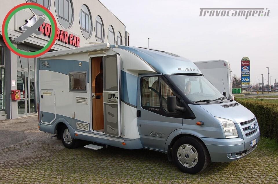SEMINTEGRALE COMPATTO LAIKA X 595 nuovo  in vendita a Milano - Immagine 1