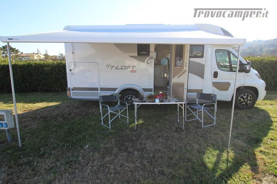 T-Loft 450 anno 2020 semintegrale con garage 6.99 metri nuovo  in vendita a Rimini - Immagine 2