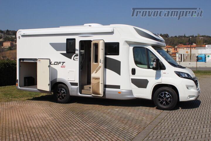 T-Loft 450 anno 2020 semintegrale con garage 6.99 metri nuovo  in vendita a Rimini - Immagine 3
