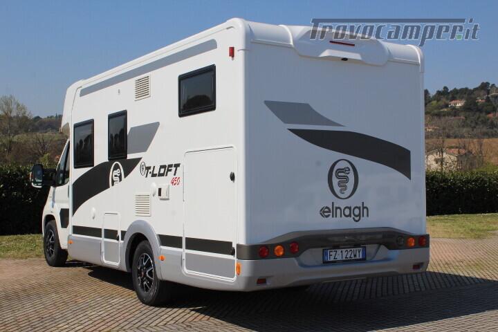 T-Loft 450 anno 2020 semintegrale con garage 6.99 metri nuovo  in vendita a Rimini - Immagine 4