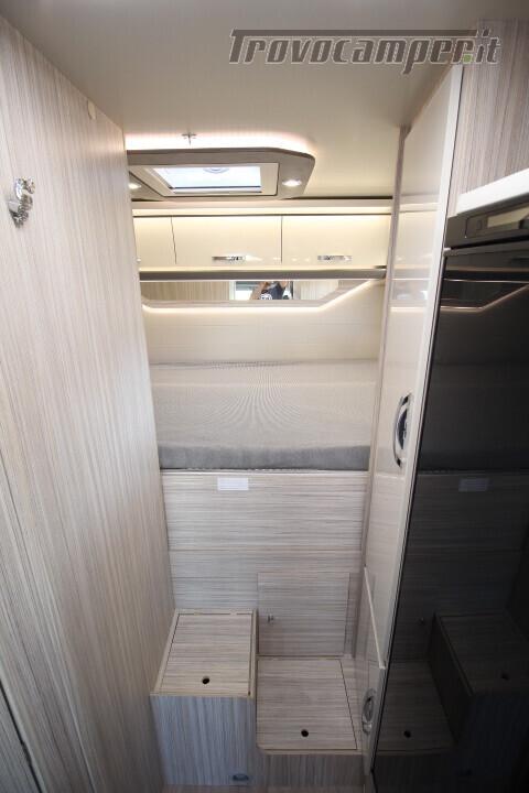 T-Loft 450 anno 2020 semintegrale con garage 6.99 metri nuovo  in vendita a Rimini - Immagine 6