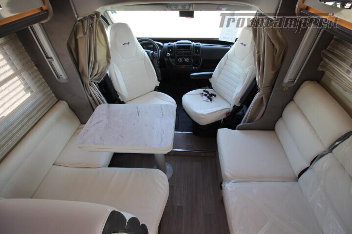 T-Loft 450 anno 2020 semintegrale con garage 6.99 metri nuovo  in vendita a Rimini - Immagine 13