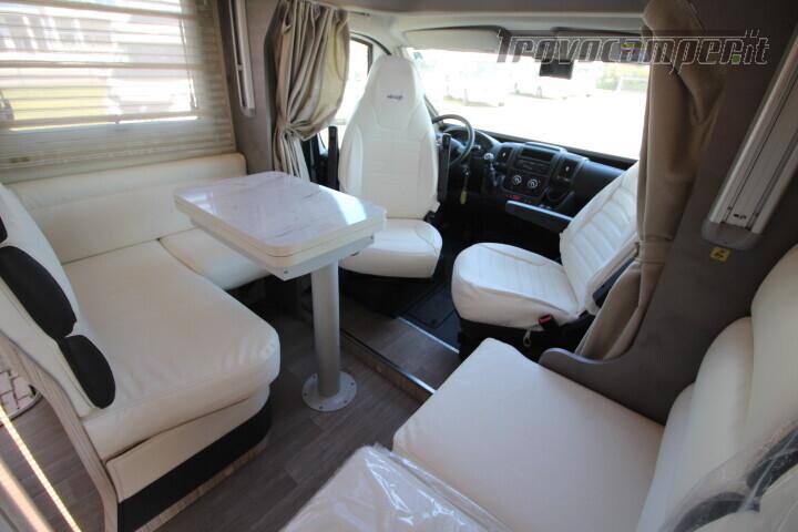 T-Loft 450 anno 2020 semintegrale con garage 6.99 metri nuovo  in vendita a Rimini - Immagine 14
