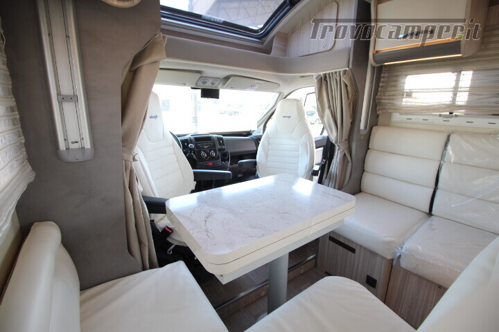 T-Loft 450 anno 2020 semintegrale con garage 6.99 metri nuovo  in vendita a Rimini - Immagine 15