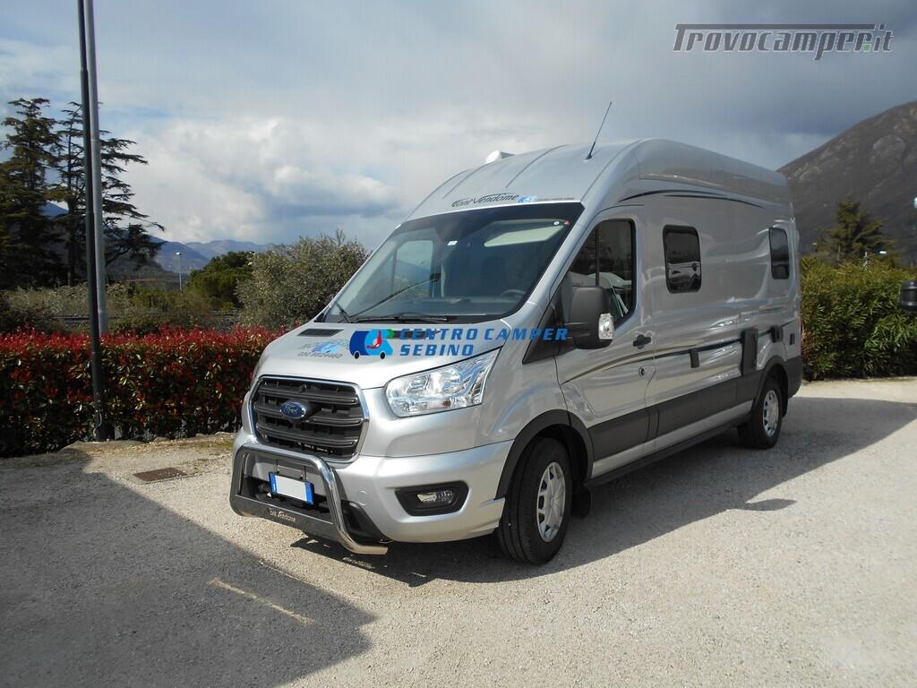 Noleggio van Font Vendome Forty Van 4x4 nuovo  in vendita a Brescia - Immagine 1