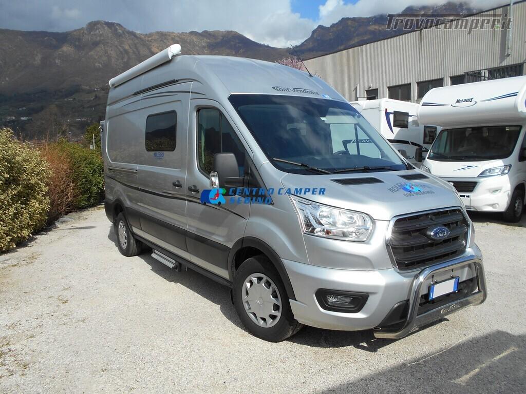 Noleggio van Font Vendome Forty Van 4x4 nuovo  in vendita a Brescia - Immagine 2