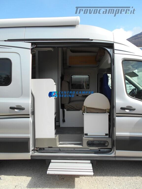 Noleggio van Font Vendome Forty Van 4x4 nuovo  in vendita a Brescia - Immagine 5