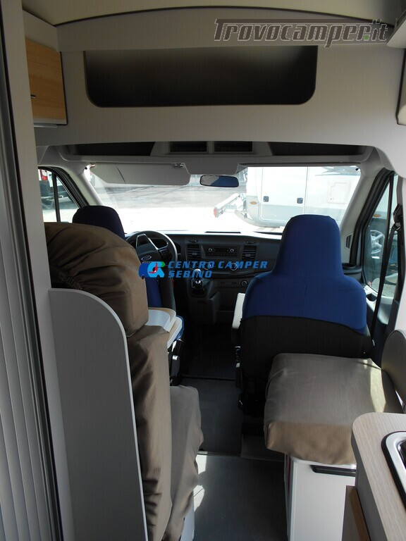 Noleggio van Font Vendome Forty Van 4x4 nuovo  in vendita a Brescia - Immagine 6