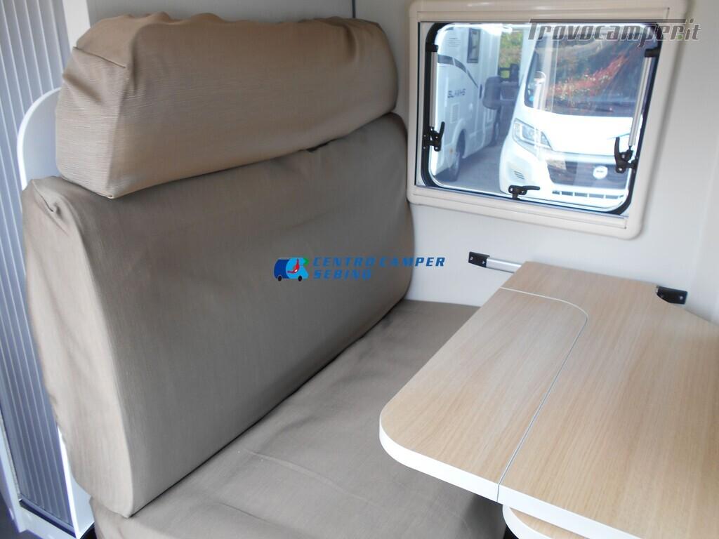 Noleggio van Font Vendome Forty Van 4x4 nuovo  in vendita a Brescia - Immagine 7