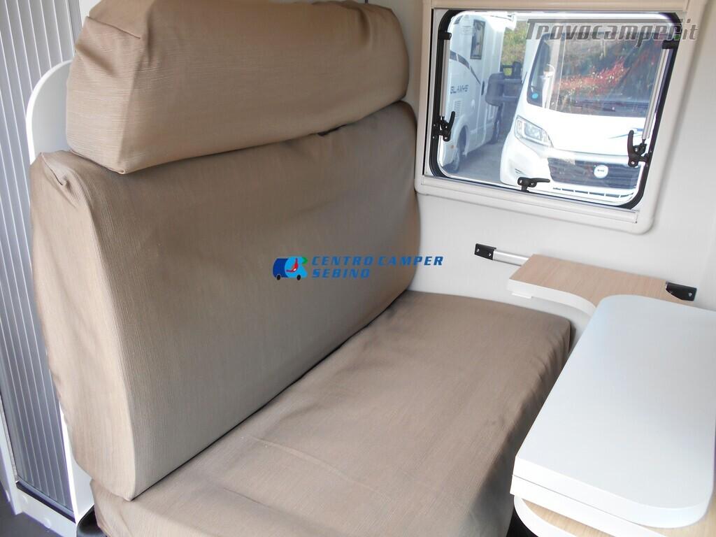 Noleggio van Font Vendome Forty Van 4x4 nuovo  in vendita a Brescia - Immagine 8