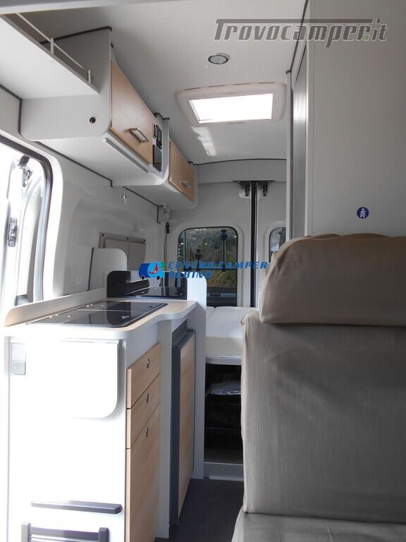 Noleggio van Font Vendome Forty Van 4x4 nuovo  in vendita a Brescia - Immagine 9