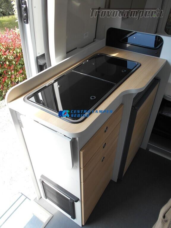 Noleggio van Font Vendome Forty Van 4x4 nuovo  in vendita a Brescia - Immagine 10