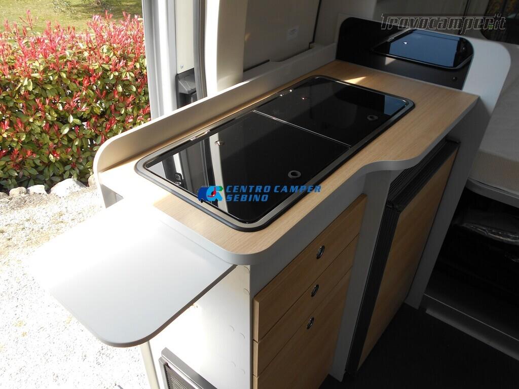 Noleggio van Font Vendome Forty Van 4x4 nuovo  in vendita a Brescia - Immagine 12