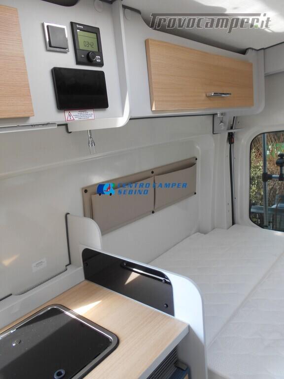 Noleggio van Font Vendome Forty Van 4x4 nuovo  in vendita a Brescia - Immagine 15