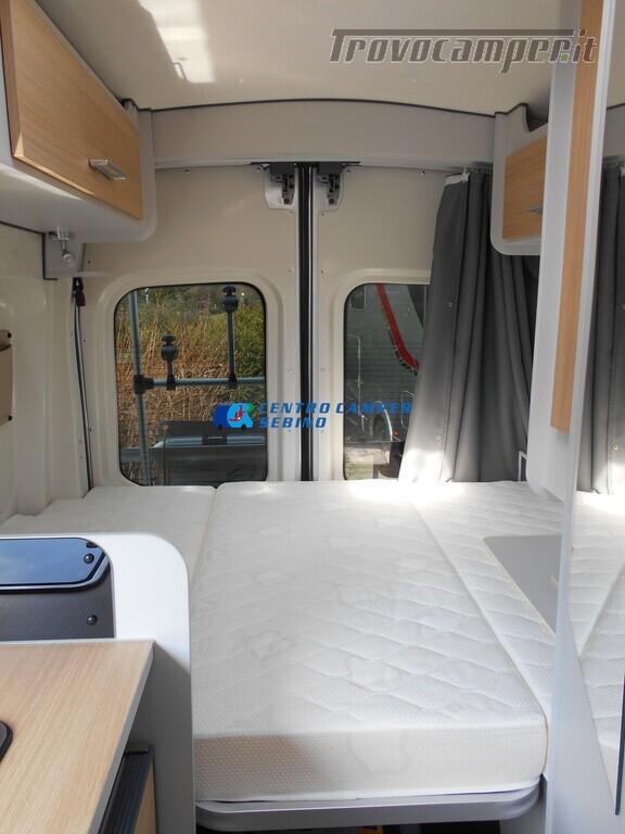 Noleggio van Font Vendome Forty Van 4x4 nuovo  in vendita a Brescia - Immagine 16