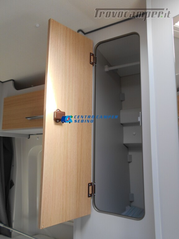 Noleggio van Font Vendome Forty Van 4x4 nuovo  in vendita a Brescia - Immagine 17