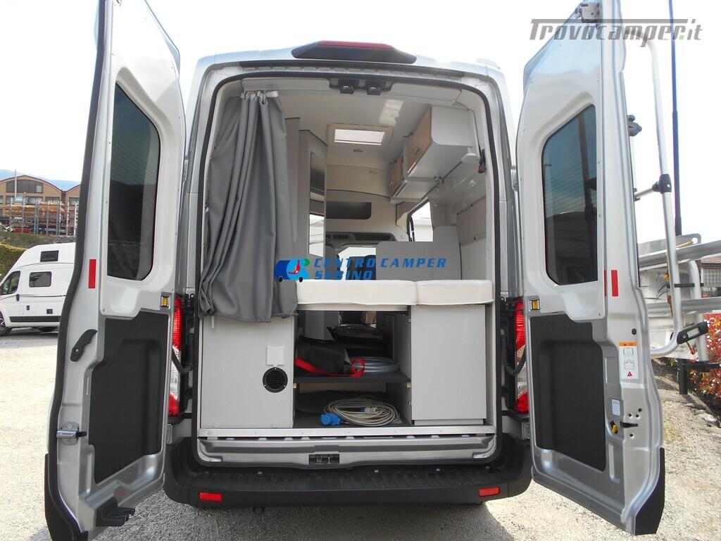 Noleggio van Font Vendome Forty Van 4x4 nuovo  in vendita a Brescia - Immagine 21