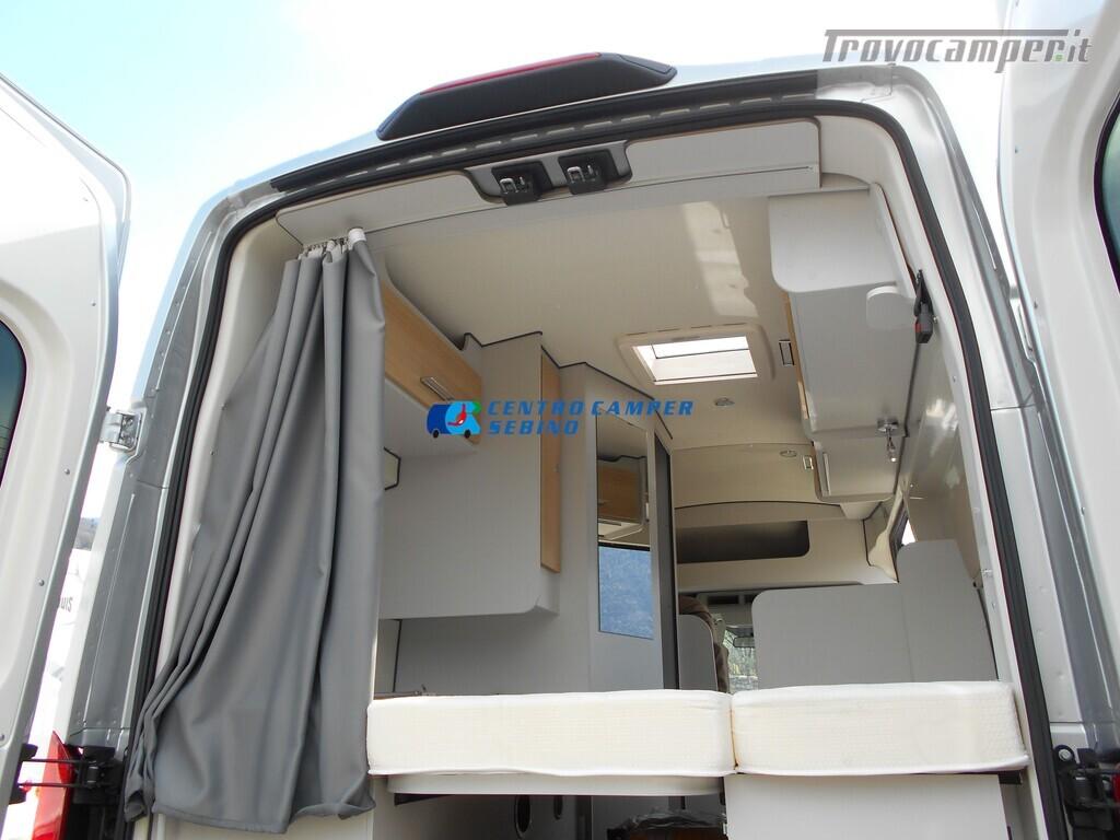 Noleggio van Font Vendome Forty Van 4x4 nuovo  in vendita a Brescia - Immagine 22