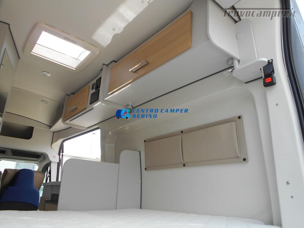 Noleggio van Font Vendome Forty Van 4x4 nuovo  in vendita a Brescia - Immagine 23