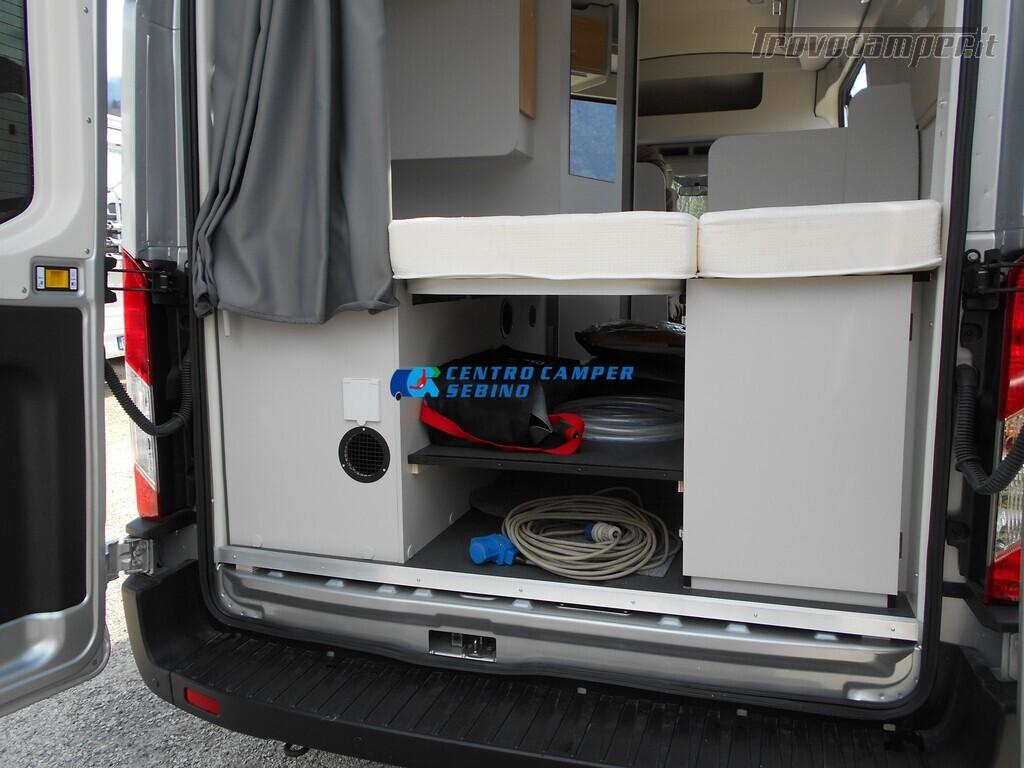 Noleggio van Font Vendome Forty Van 4x4 nuovo  in vendita a Brescia - Immagine 24