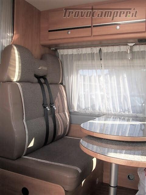 FURGONATO CON LETTI GEMELLI 6.36MT POSSL ROAD CRUISER nuovo  in vendita a Rieti - Immagine 14