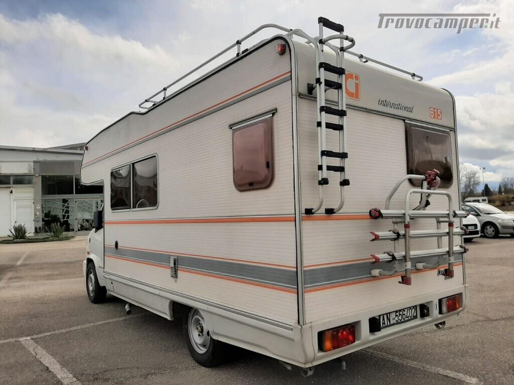 USATO - CARAVAN INTERNATIONAL 615 usato  in vendita a Macerata - Immagine 3