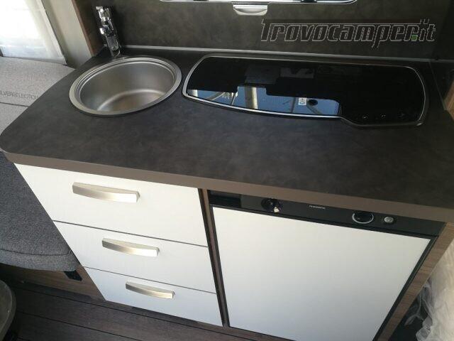 Roulotte knaus sport 450 fu silver selection usato  in vendita a Roma - Immagine 11