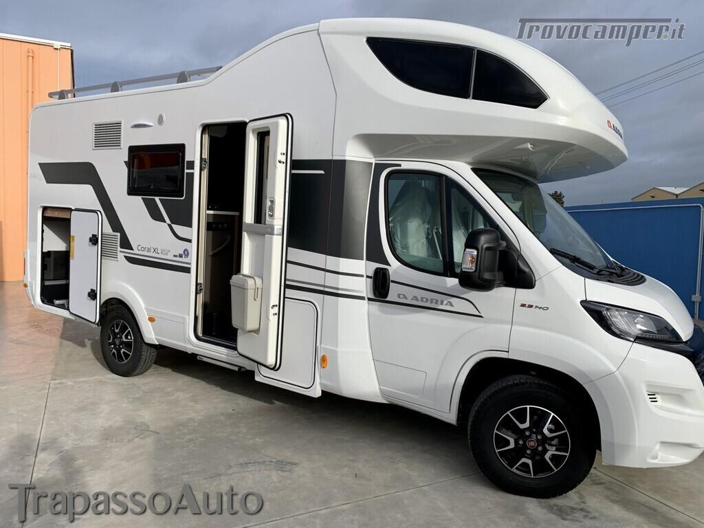 Adria Coral XL PLUS 600 DP usato  in vendita a Sassari - Immagine 3