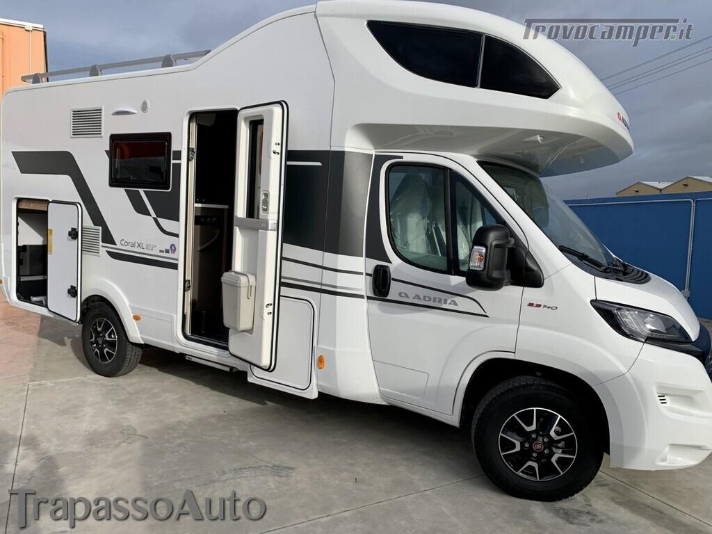 Adria Coral XL PLUS 600 DP usato  in vendita a Sassari - Immagine 4