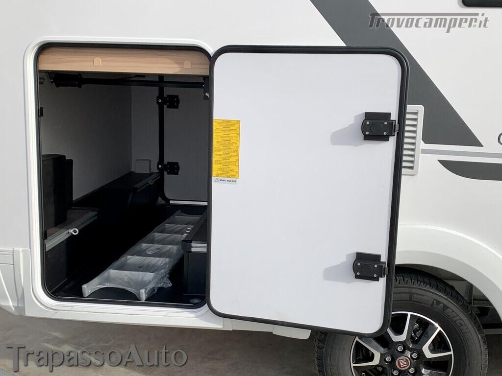 Adria Coral XL PLUS 600 DP usato  in vendita a Sassari - Immagine 10