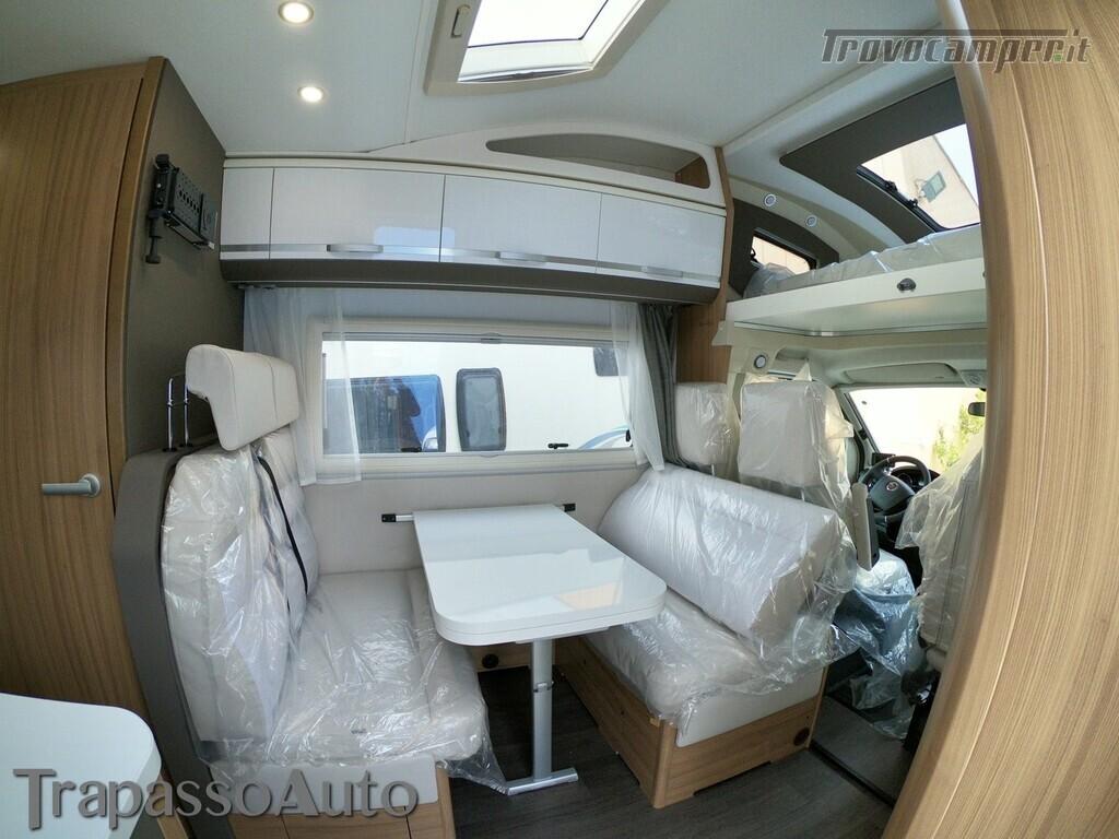 Adria Coral XL PLUS 600 DP usato  in vendita a Sassari - Immagine 11