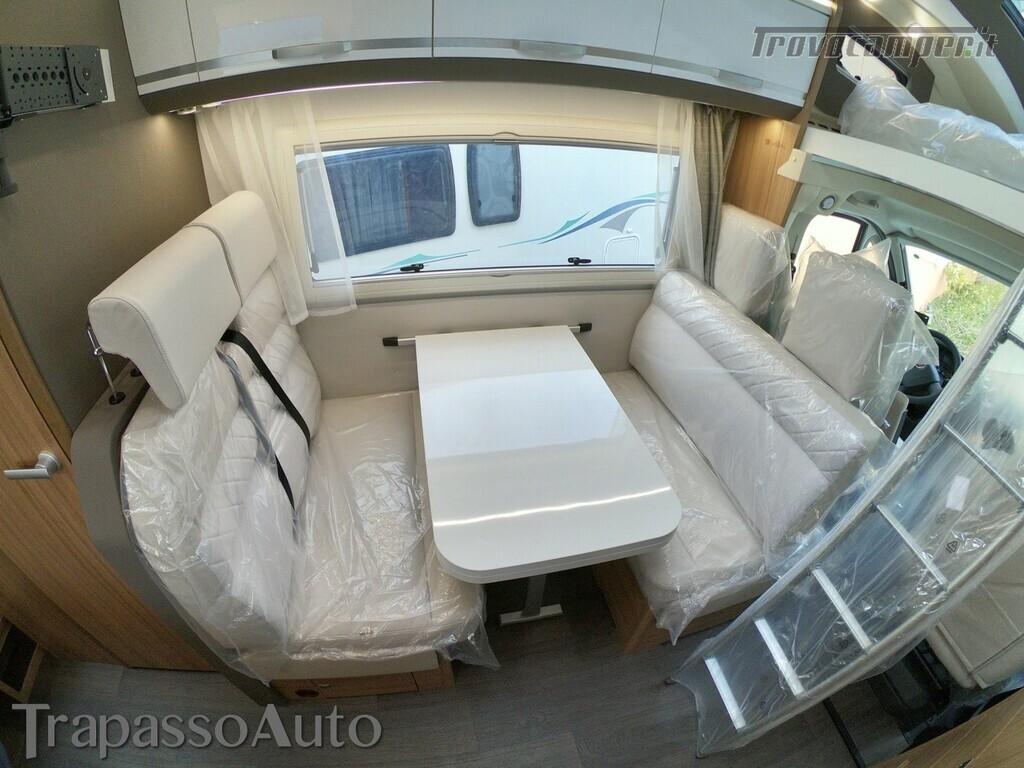 Adria Coral XL PLUS 600 DP usato  in vendita a Sassari - Immagine 14