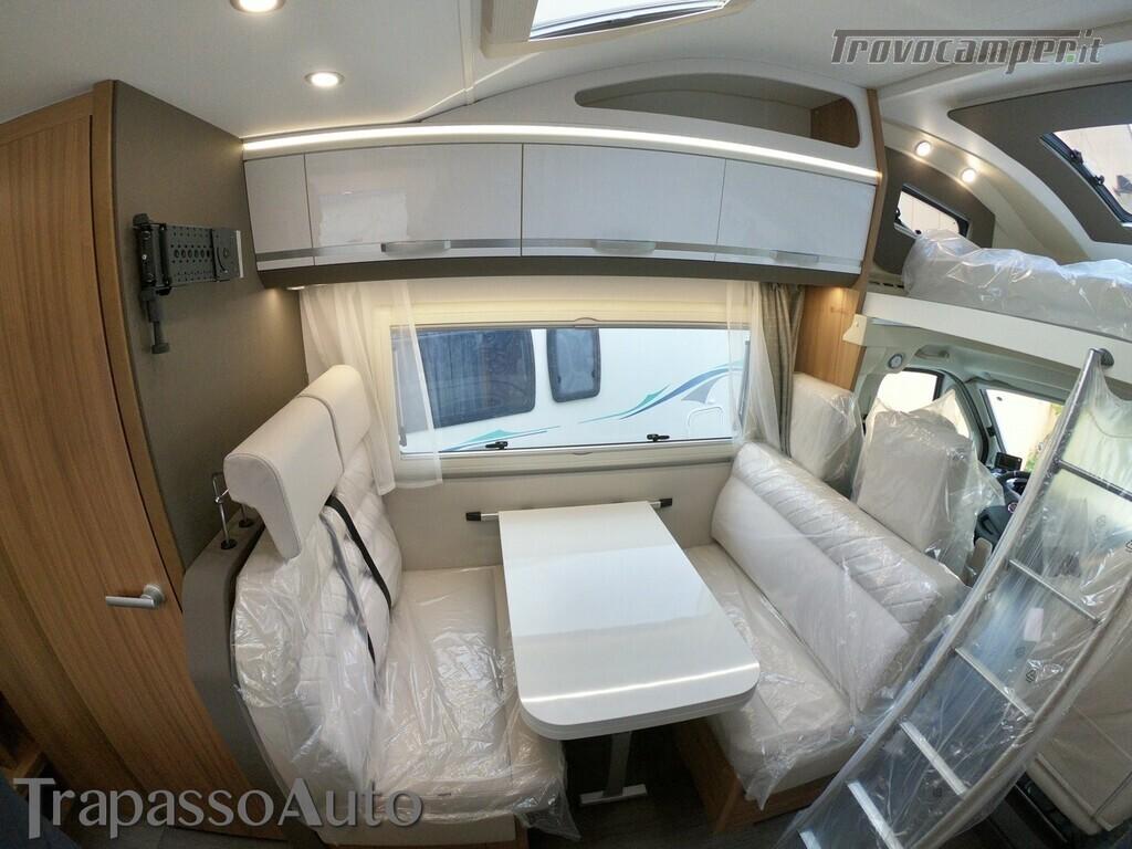 Adria Coral XL PLUS 600 DP usato  in vendita a Sassari - Immagine 15