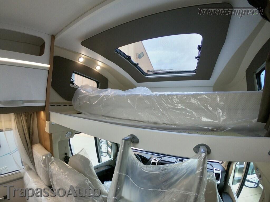 Adria Coral XL PLUS 600 DP usato  in vendita a Sassari - Immagine 17