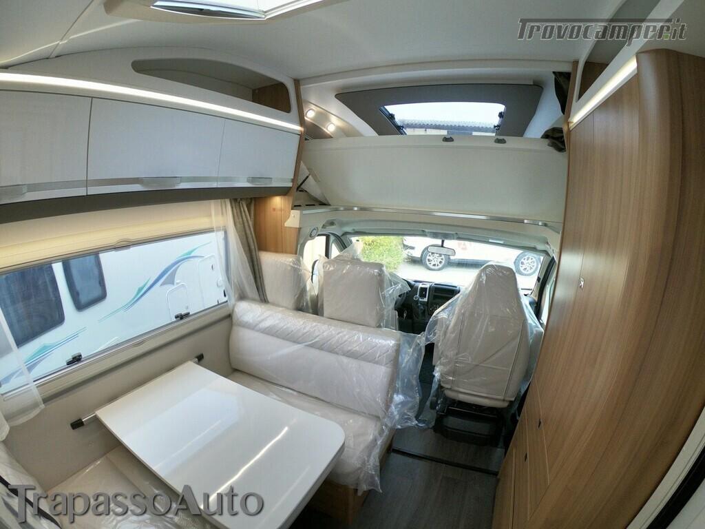 Adria Coral XL PLUS 600 DP usato  in vendita a Sassari - Immagine 20