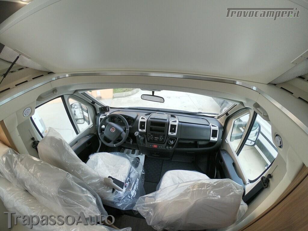 Adria Coral XL PLUS 600 DP usato  in vendita a Sassari - Immagine 21