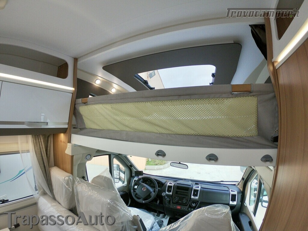 Adria Coral XL PLUS 600 DP usato  in vendita a Sassari - Immagine 27
