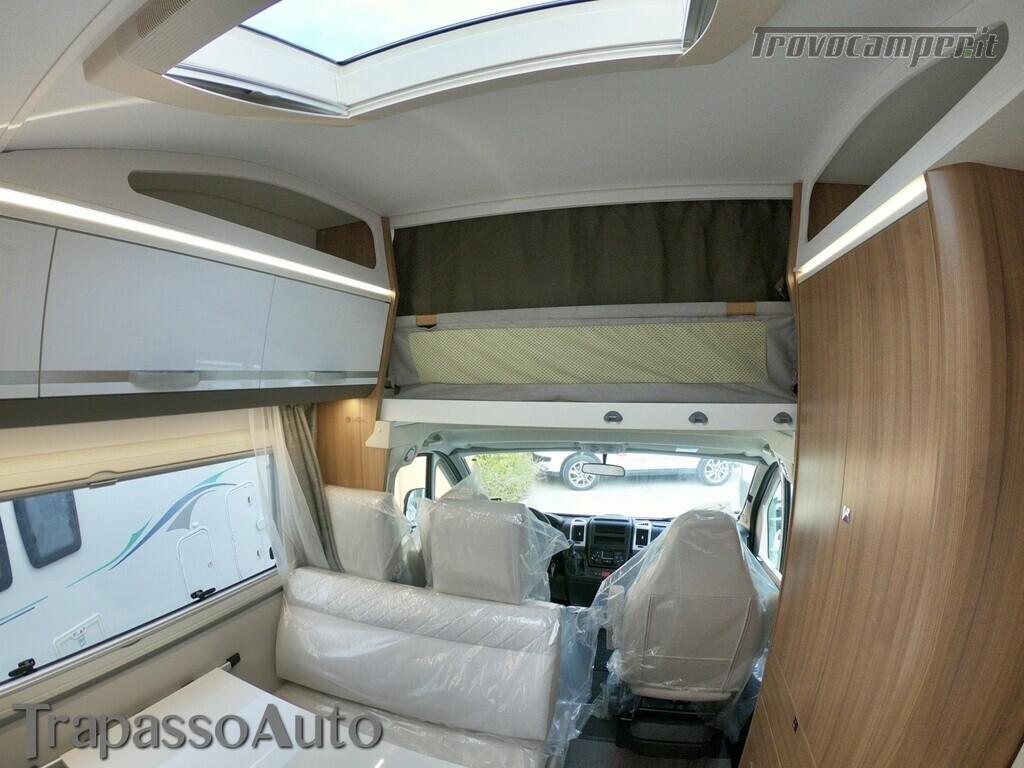 Adria Coral XL PLUS 600 DP usato  in vendita a Sassari - Immagine 28