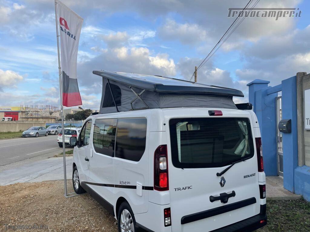 Adria Active Pro 2021 usato  in vendita a Sassari - Immagine 3