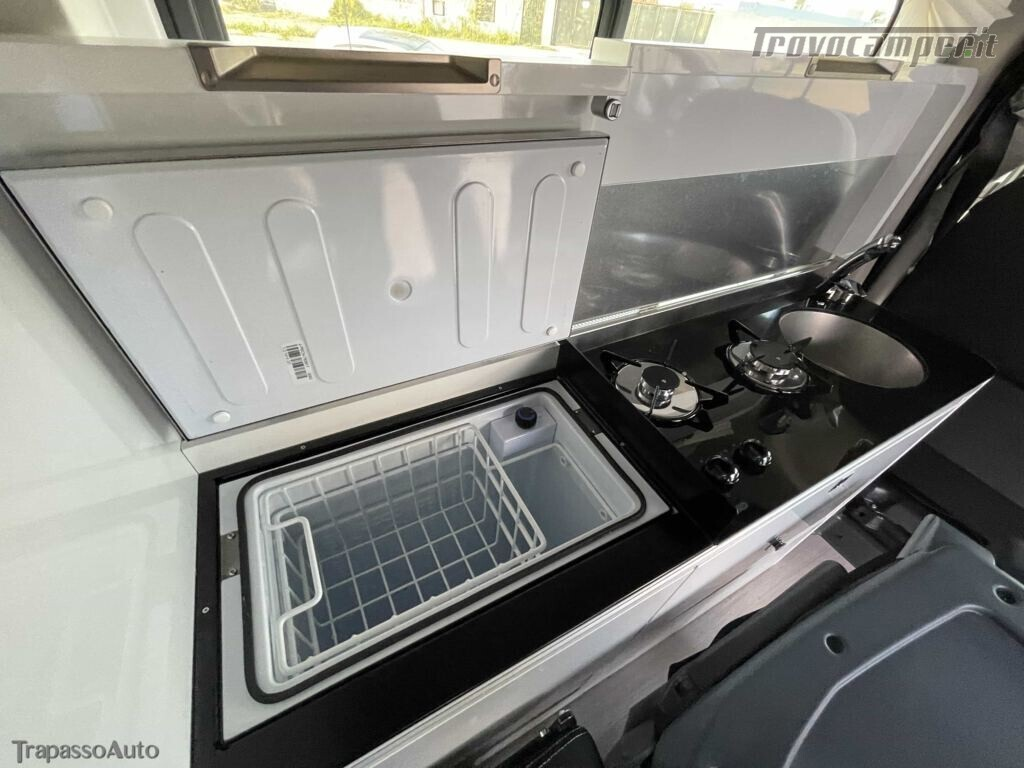 Adria Active Pro 2021 usato  in vendita a Sassari - Immagine 8
