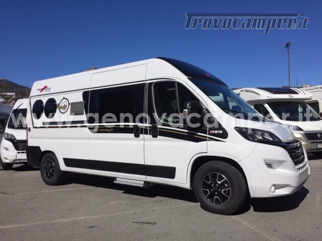 Malibu Van GT 600 Charmig 160cv usato  in vendita a Genova - Immagine 1