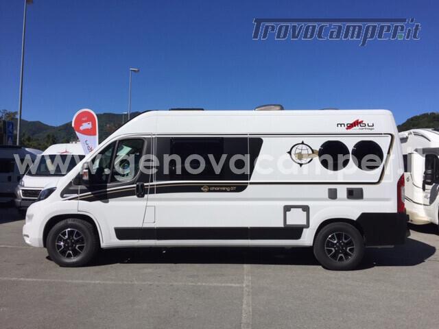 Malibu Van GT 600 Charmig 160cv usato  in vendita a Genova - Immagine 3