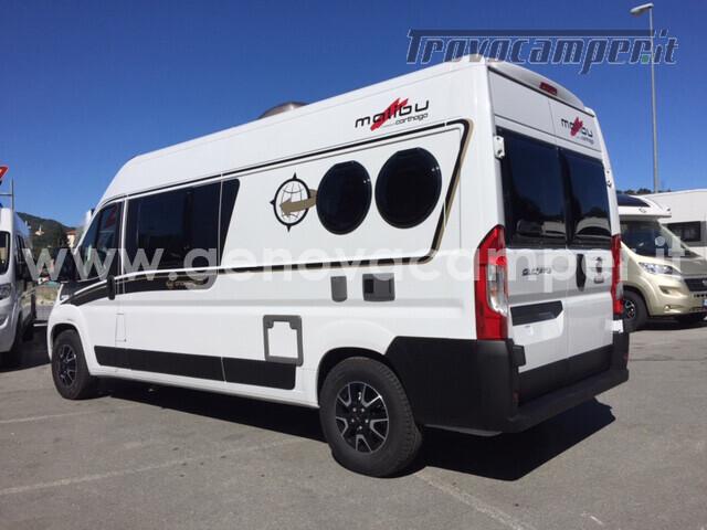 Malibu Van GT 600 Charmig 160cv usato  in vendita a Genova - Immagine 4