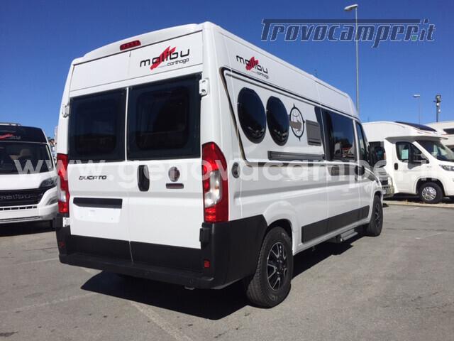 Malibu Van GT 600 Charmig 160cv usato  in vendita a Genova - Immagine 5